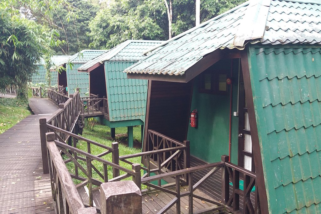 Cabins at the Tabin Wildlife Resort
