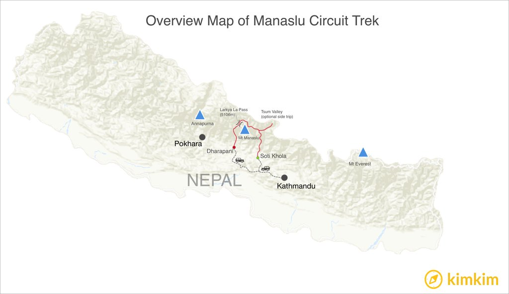 Manaslu Circuit Trek: The Ultimate Off-The-Beaten-Path Trek in Nepal ...