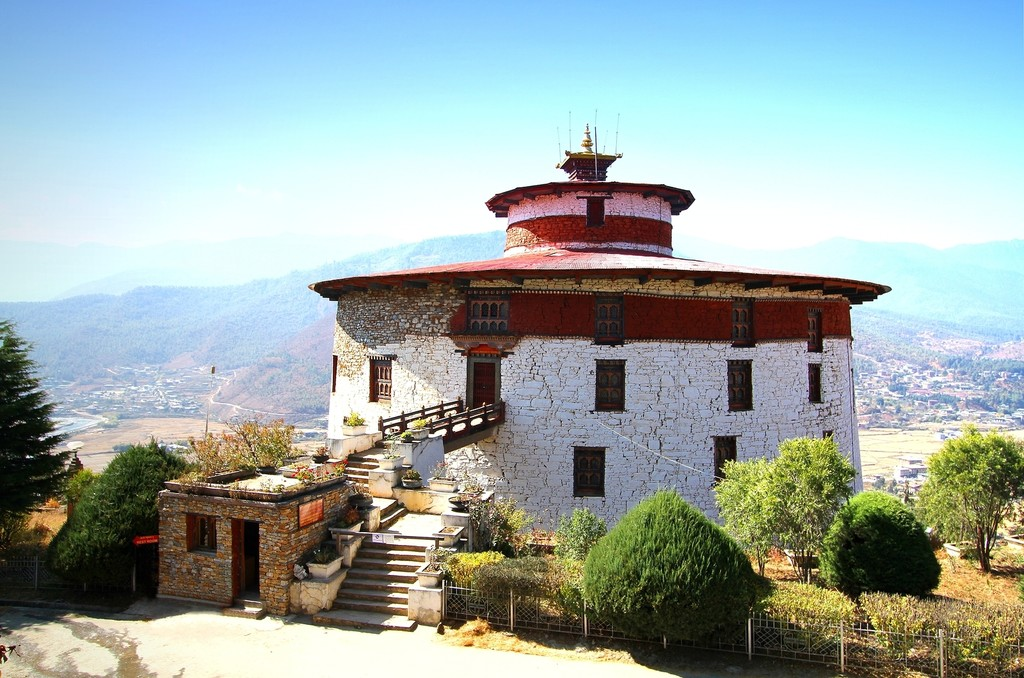 The National Museum, Paro
