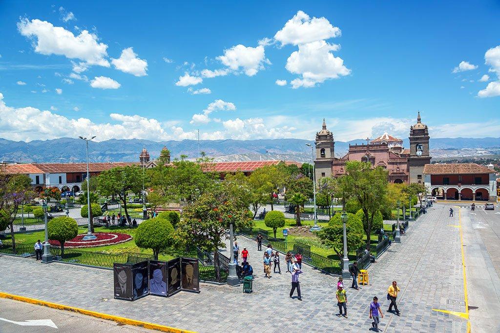 Ayacucho city