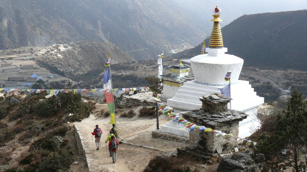 Gompa in Khumjung