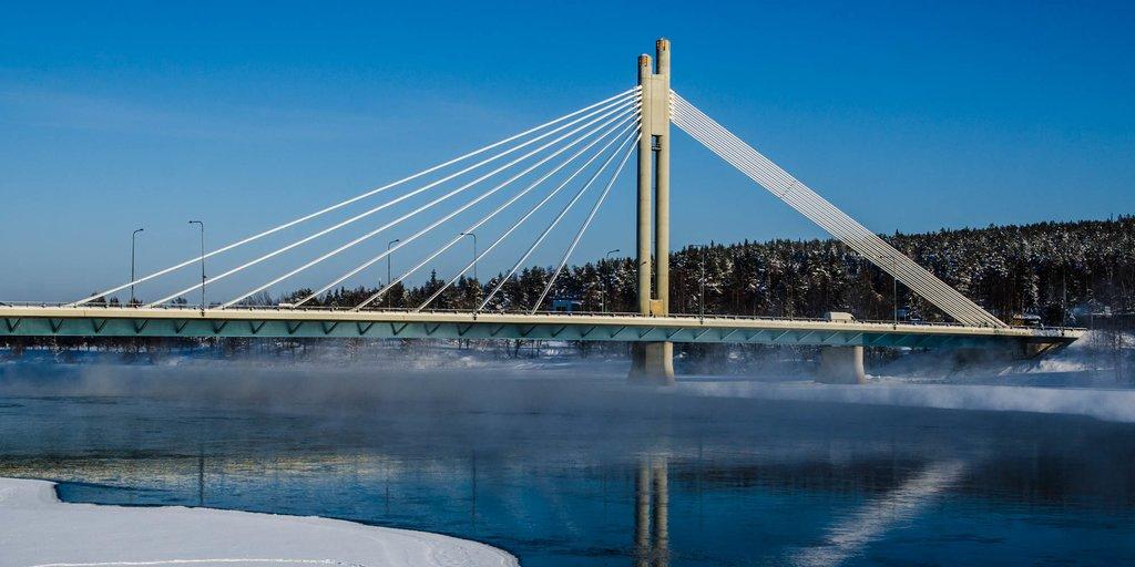 Rovaniemi, capital of Lapland