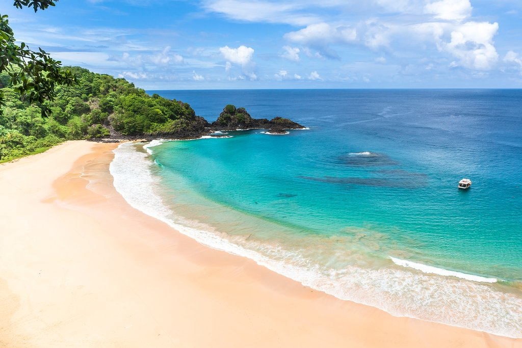 Praia do Sancho is one of the top beaches in the world - officially!