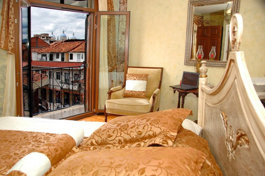 Room at Hotel Los Balcones