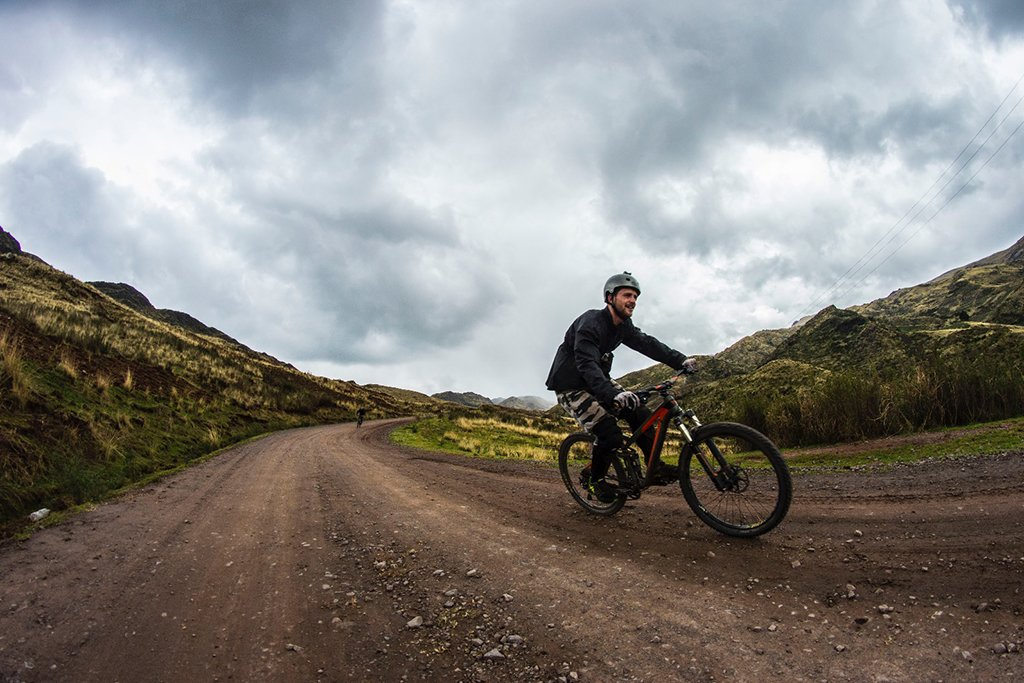 Inca Legends MTB Ride