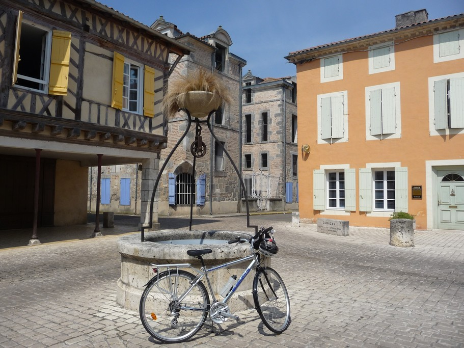 Old town of Toulouse