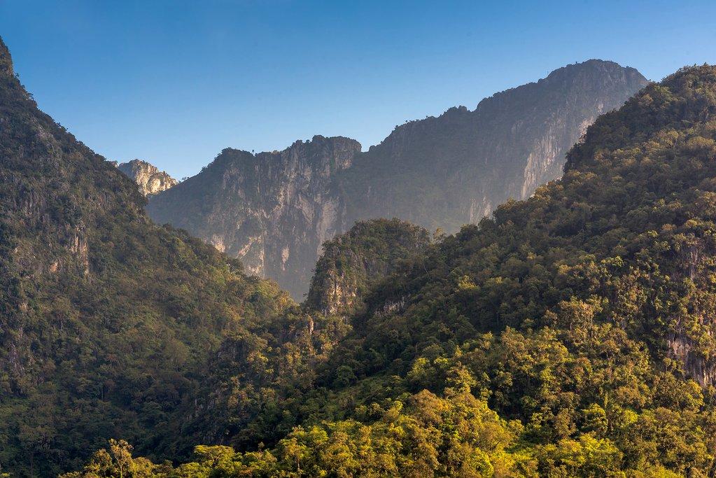 Doi Ching Dao Mountain