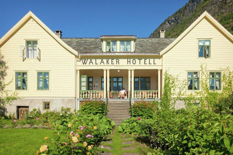 Walaker Hotel, Solvorn