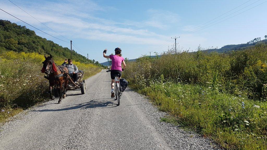 Road to Bucium