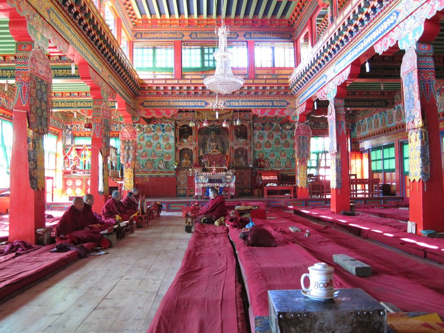 Tubten Choling Gompa