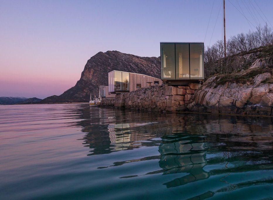 Manshausen Sea Cabins