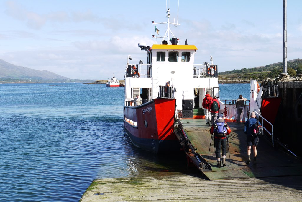 Ferry to Bere Island
