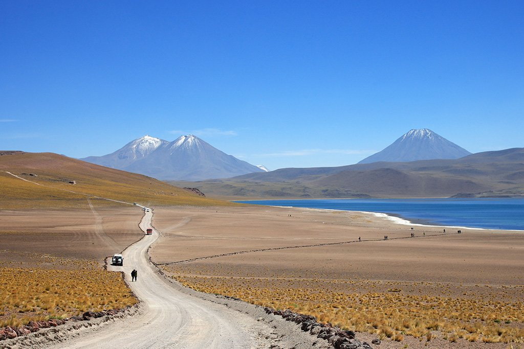 Altiplanic Lagoons of the Atacama