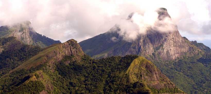 Kunckles Mountain Range