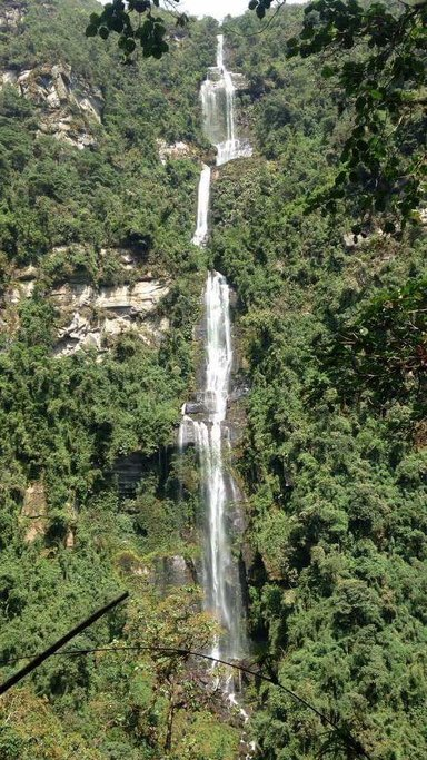 La Chorrera Waterfall