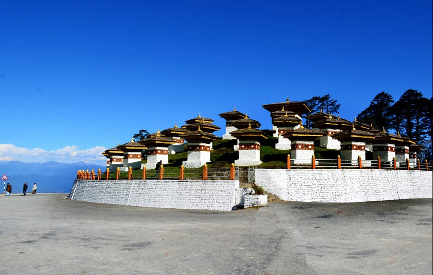 Dochula Monastery