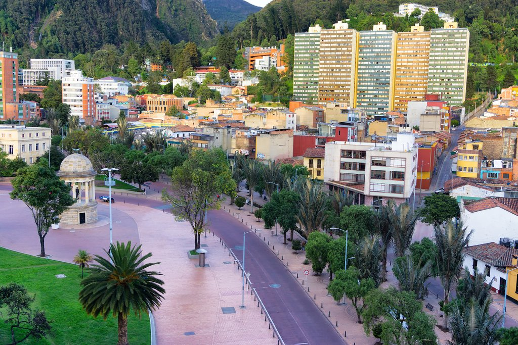 Explore Bogota's mountainous capital with a local guide.