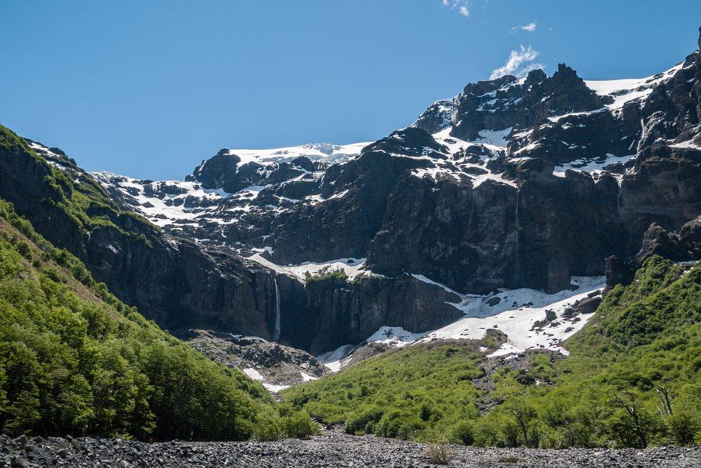 Ventisquero Glacier