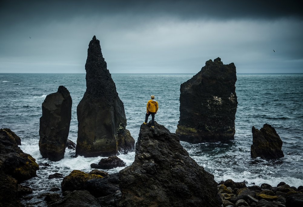 The stunning south Iceland coast