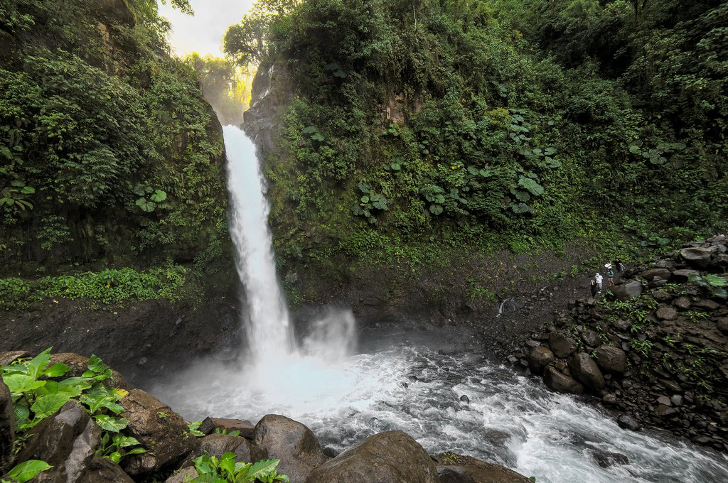 La Paz Waterfall, Costa Rica