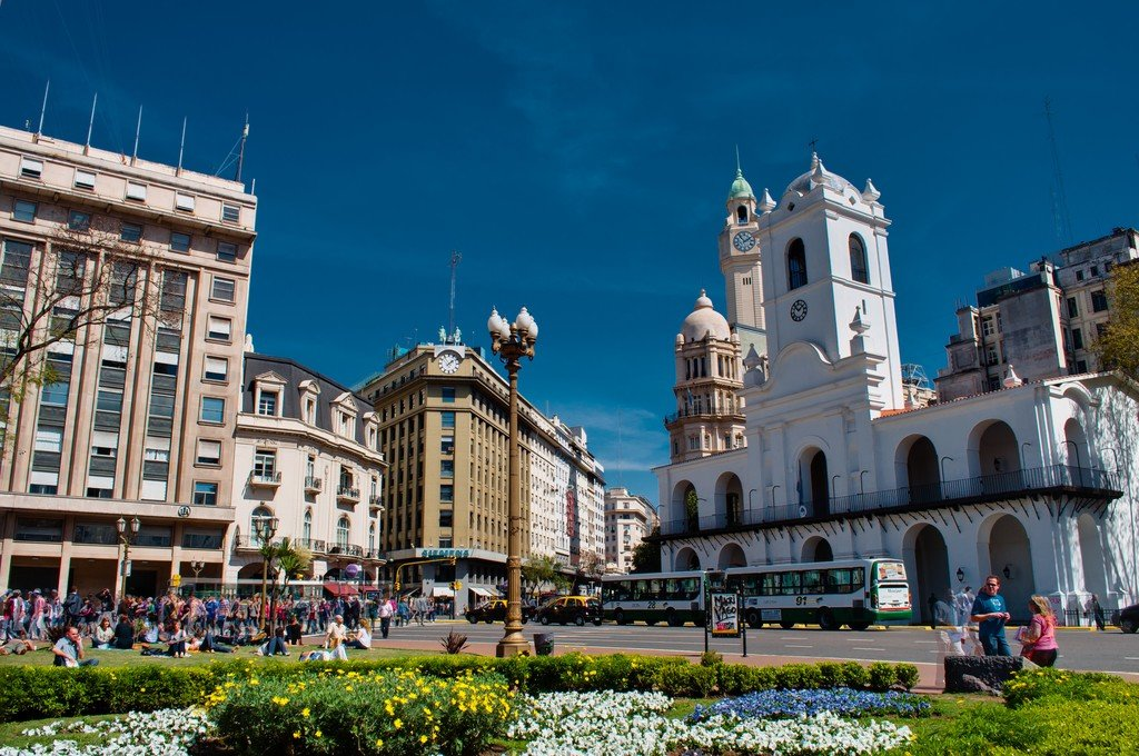 Enjoy Buenos Aires, one of the most dynamic cities in South America.