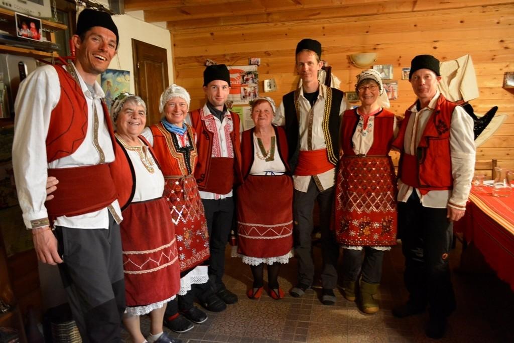 Traditional Folklore at Gorno Draglishte