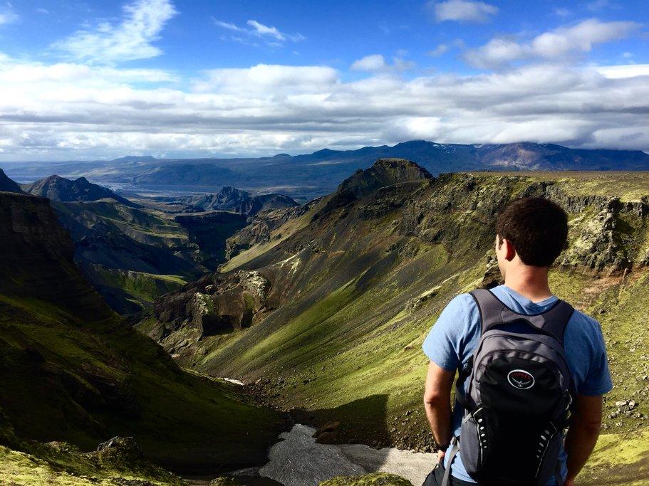 Fimmvörðuhals Trails