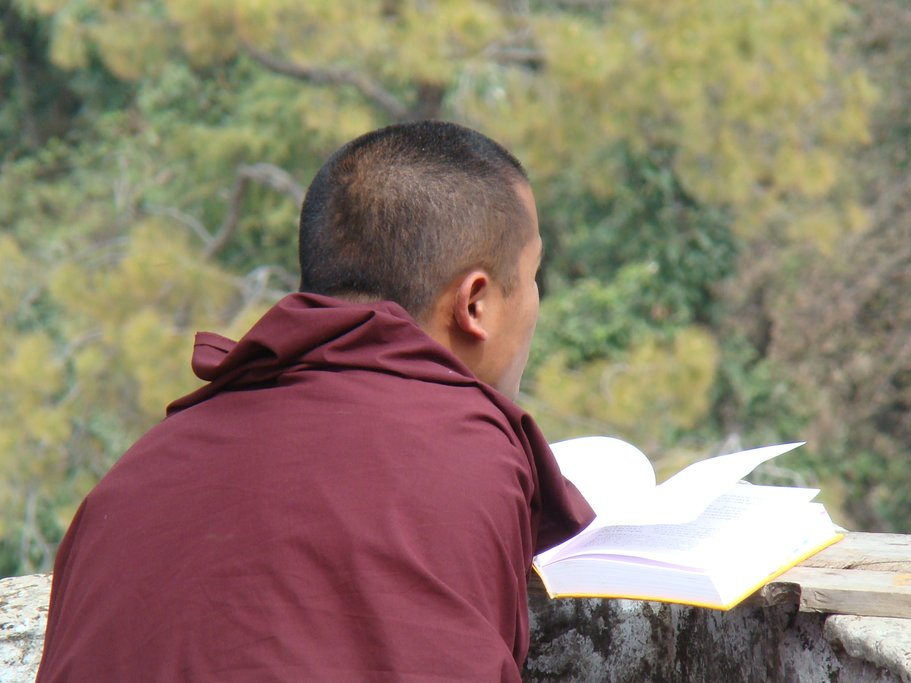 Studying Tibetan Buddhism