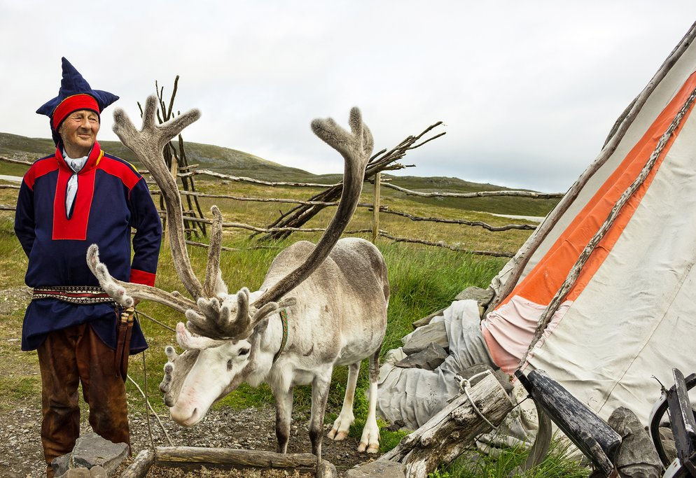 Sami culture, Honningsvag