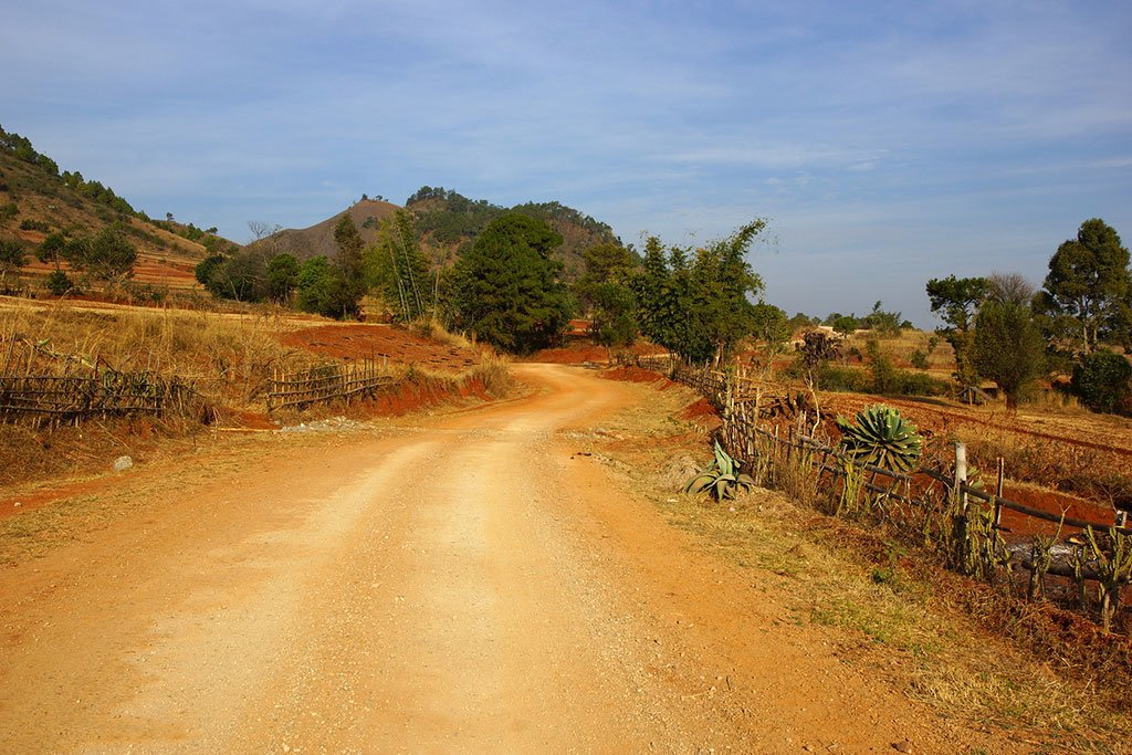 Kalaw countryside