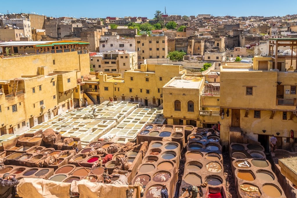 "Fez, the ""Mecca of the West"""