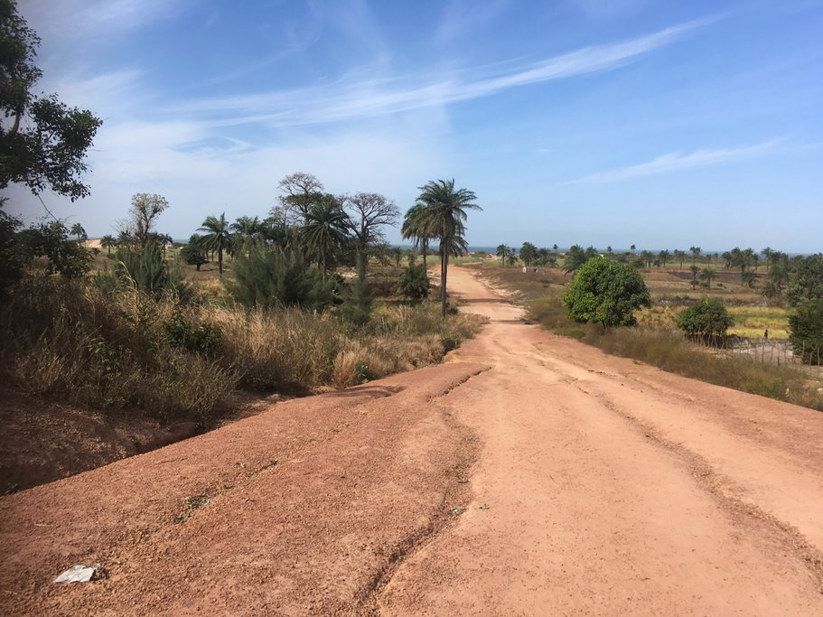 The Dry Season in The Gambia