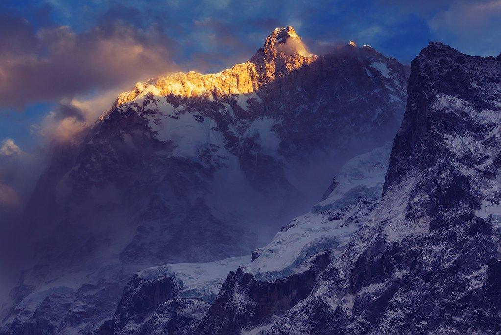Jannu Peak, Kanchenjunga Region
