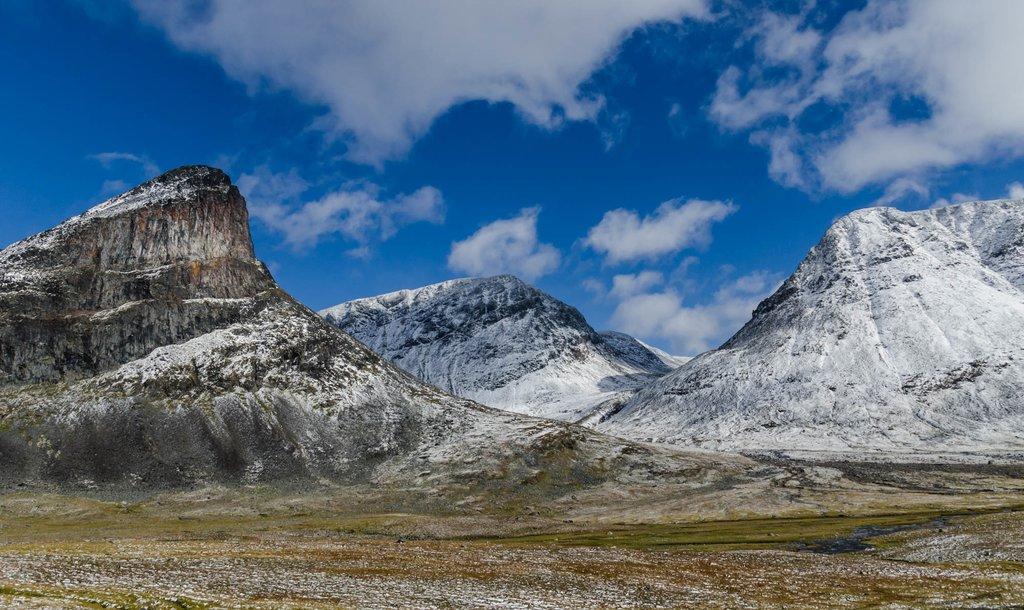 Isdalen Valley