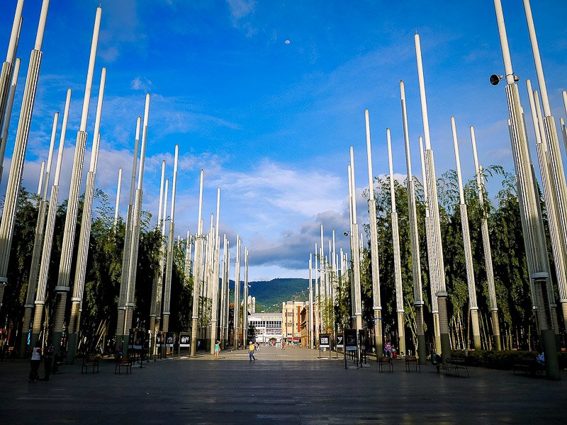 There's much to see in the cultural hub of Medellín