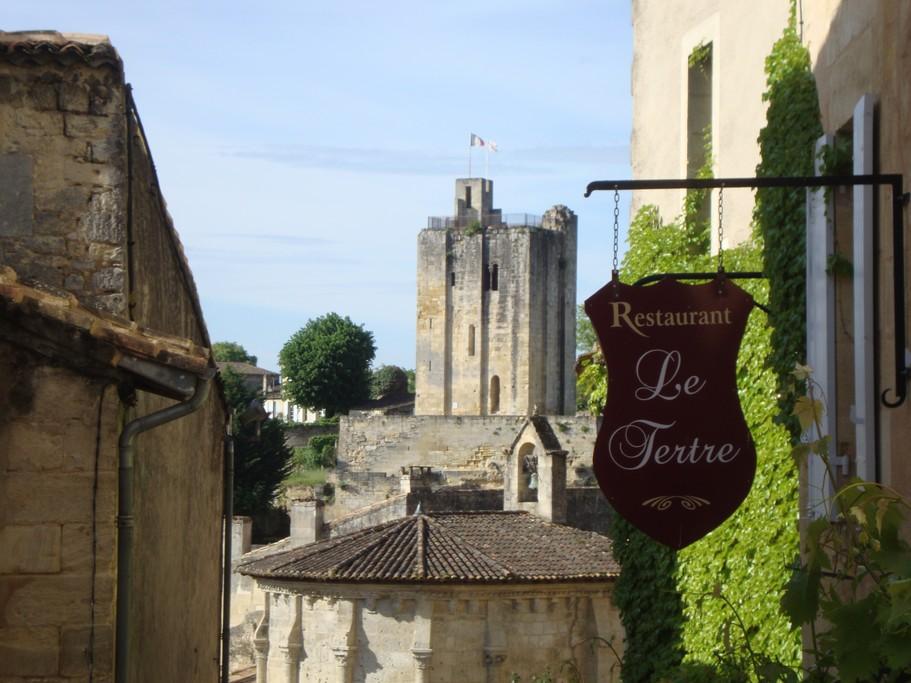 Historic Bordeaux city center