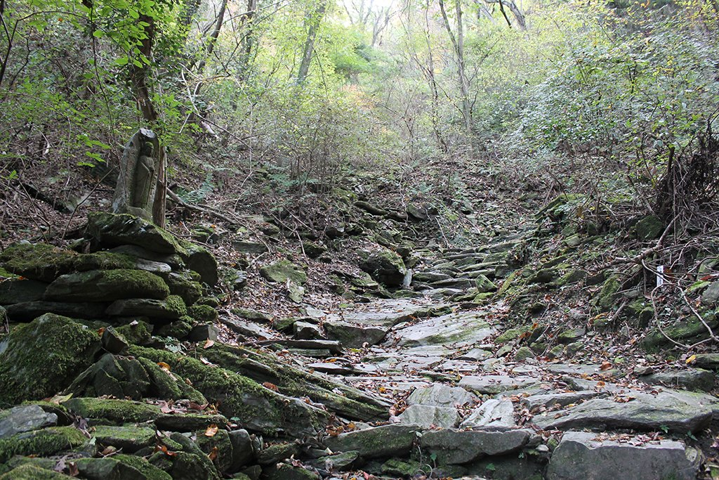 Shikoku Trail, Japan