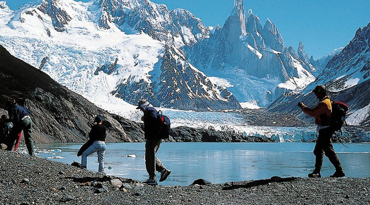 Hiking at El Chalten