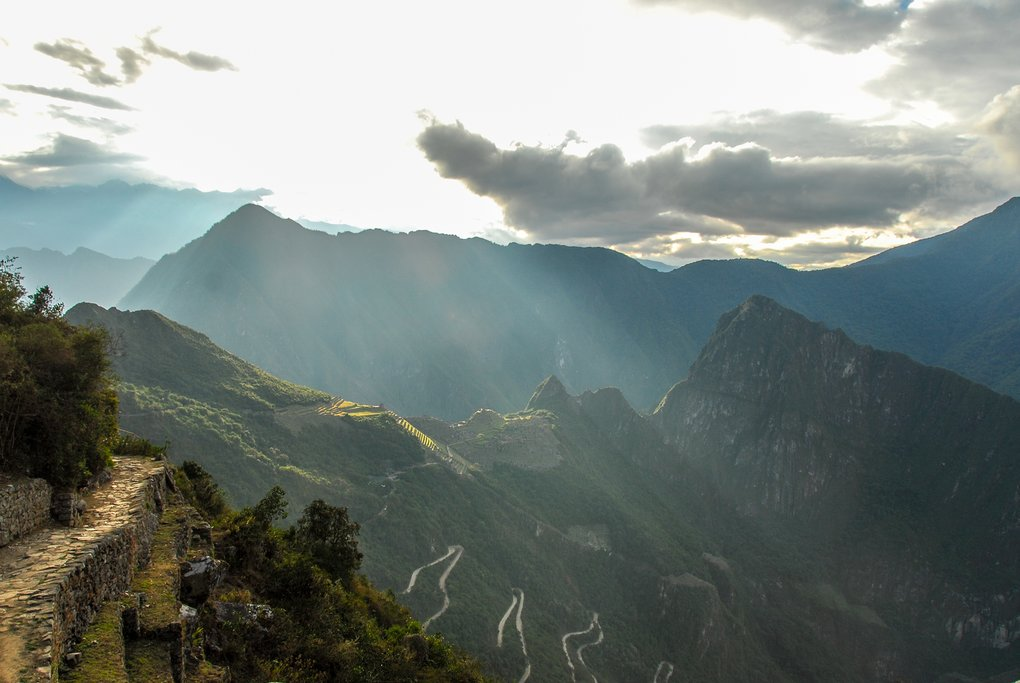 Inca Trail 104 KM