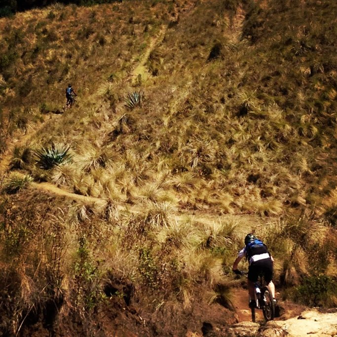 Get your adrenaline pumping with a bike ride around Lake Atitlan