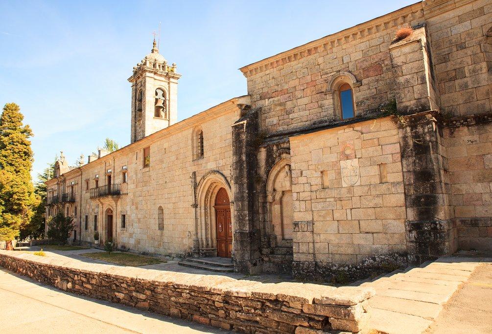 Convento de la Magdalena in Sarria