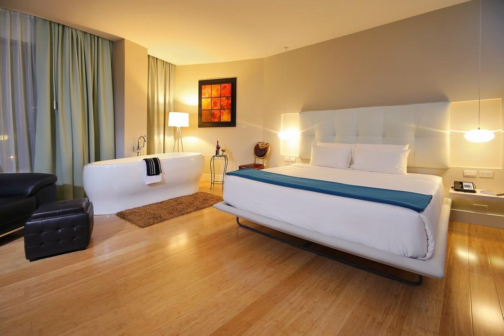 Room at Zahir 360 Hotel