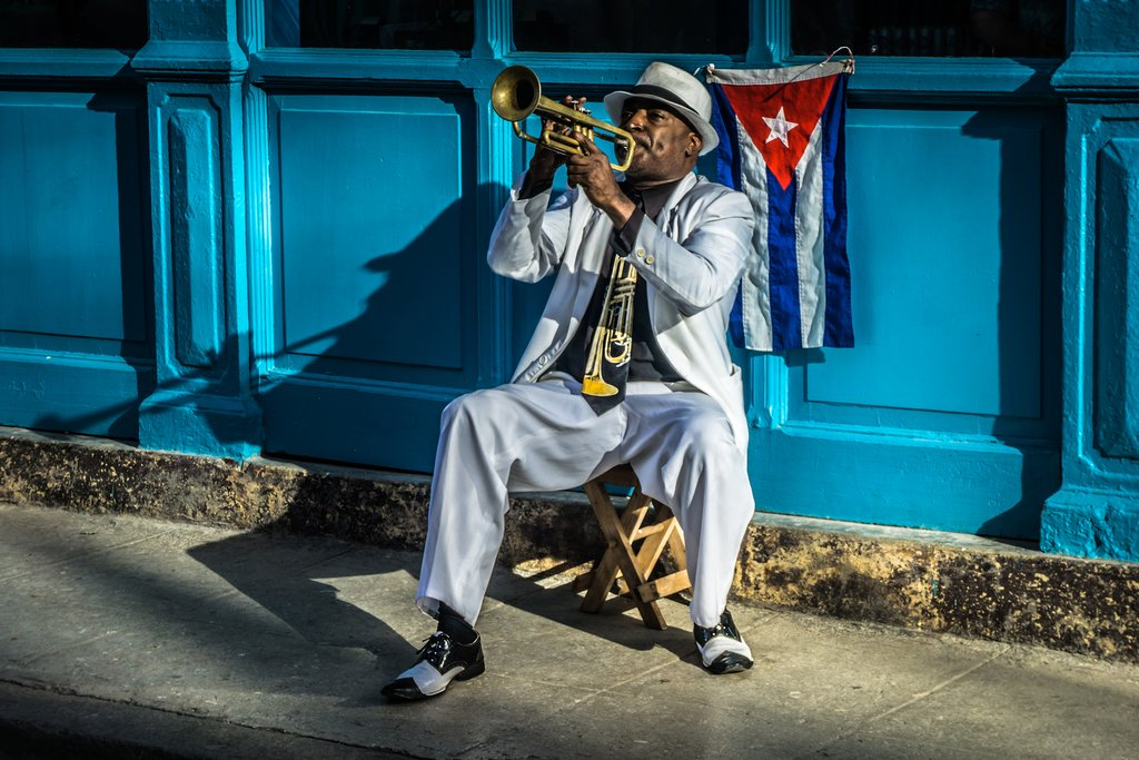 Havana is famous for its live jazz, as well as a whole host of other music styles from rumba to son