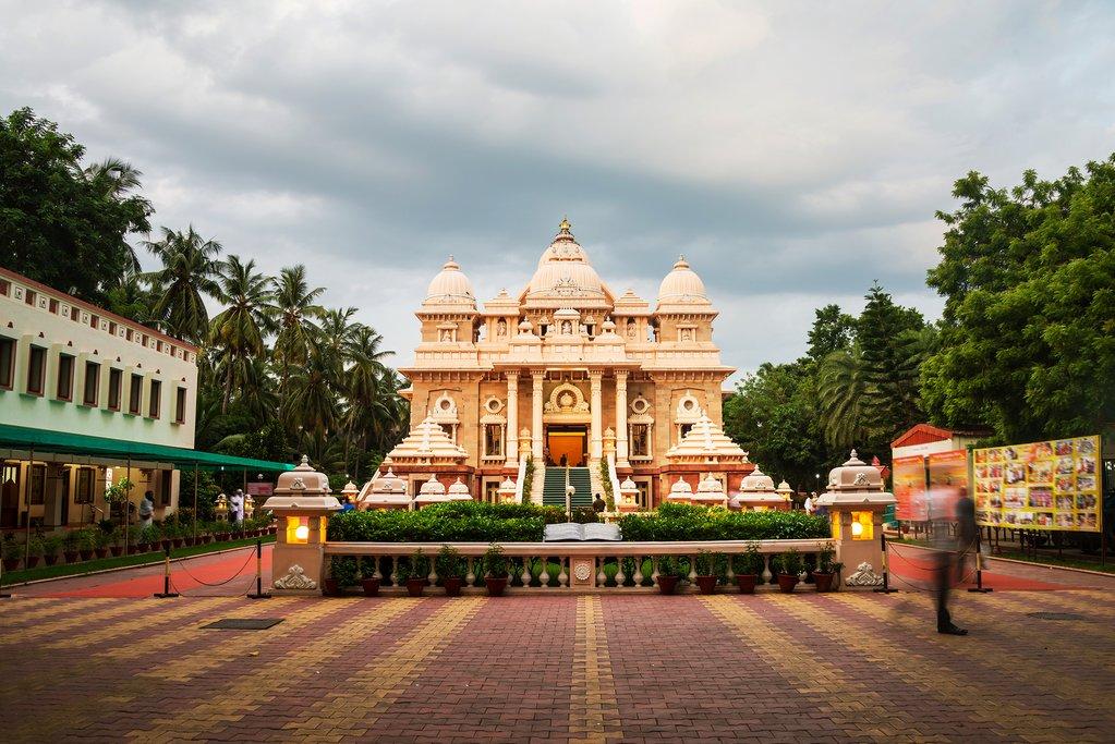 Sri Ramakrishna Math in Chennai