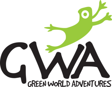 Company Logo for Green World Adventures