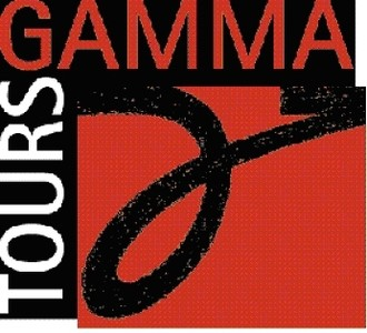 Company Logo for Gamma Tours