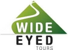 Company Logo for Wide Eyed Tours