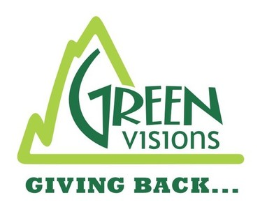 Company Logo for Green Visions