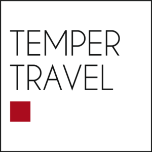 Company Logo for TEMPER TRAVEL