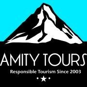Company Logo for Amity Tours